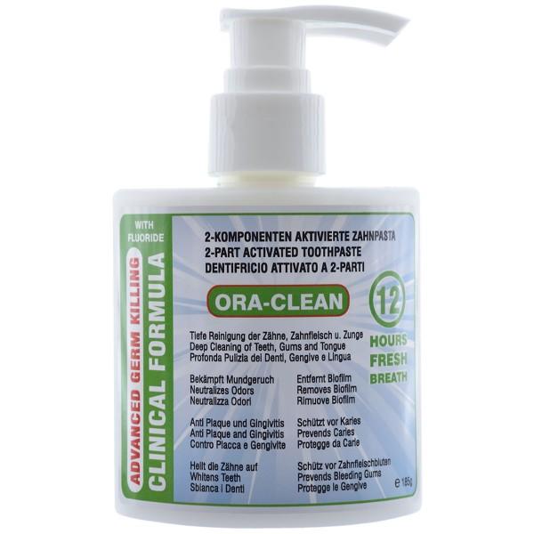 Ora-Clean 2-Komponenten Aktivierte Zahnpasta